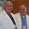 Luca Cicalese and Giulio Taglialatela